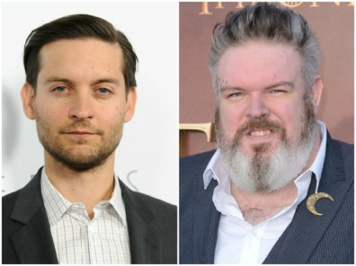 Tobey Maguire in Kristian Nairn, 44 let