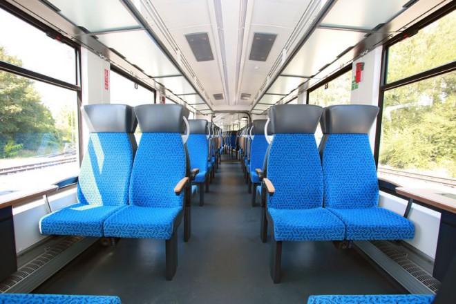 Coradia iLint je prvi vlak na gorivne celice na svetu.