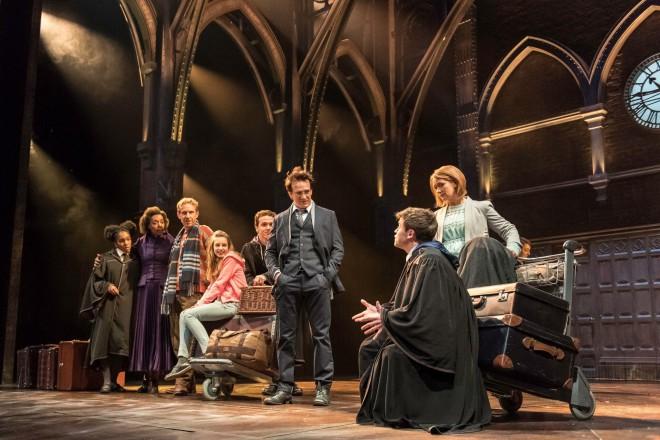 Harry Potter se je letos znašel tudi na gledaliških odrih.