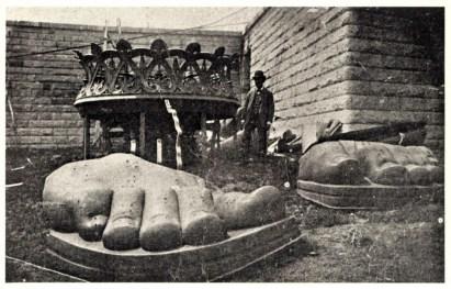 Gradnja Kipa svobode