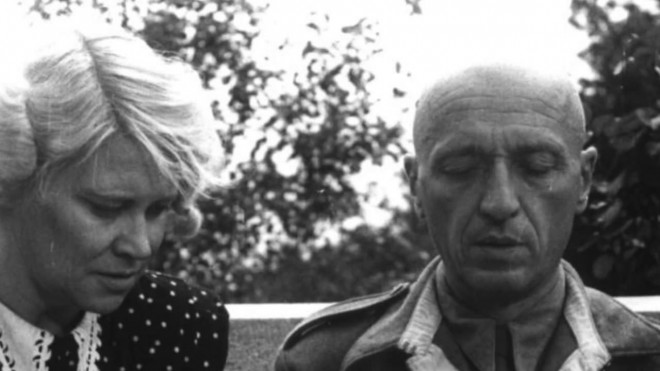 Resnična Antonina Żabińska in  Jan Żabiński.