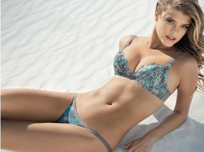 Nina Agdal, Leonardovo aktualno dekle.