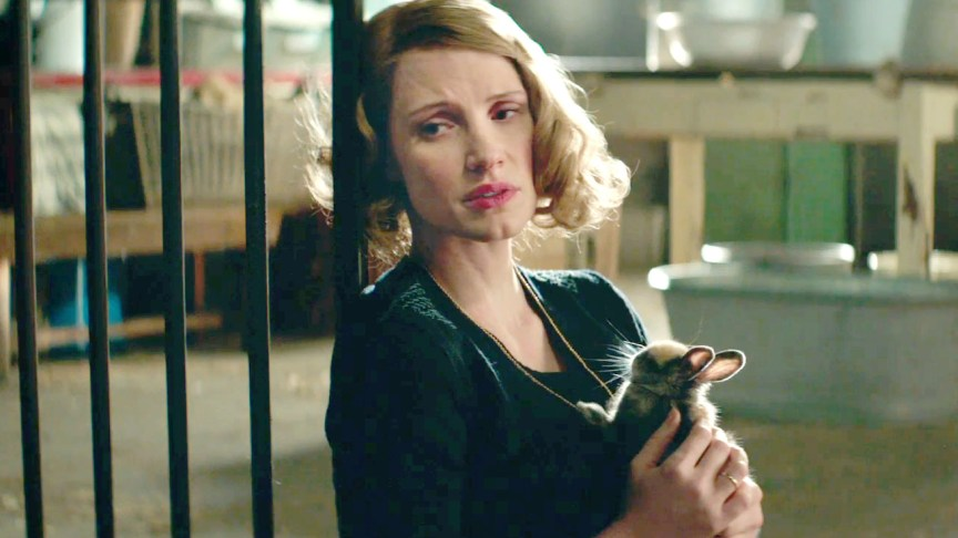 Film The Zookeeper's Wife (2017)