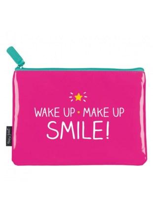 "Toaletna torbica ""Wake up-make up"""