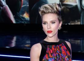 1. mesto: Scarlett Johansson