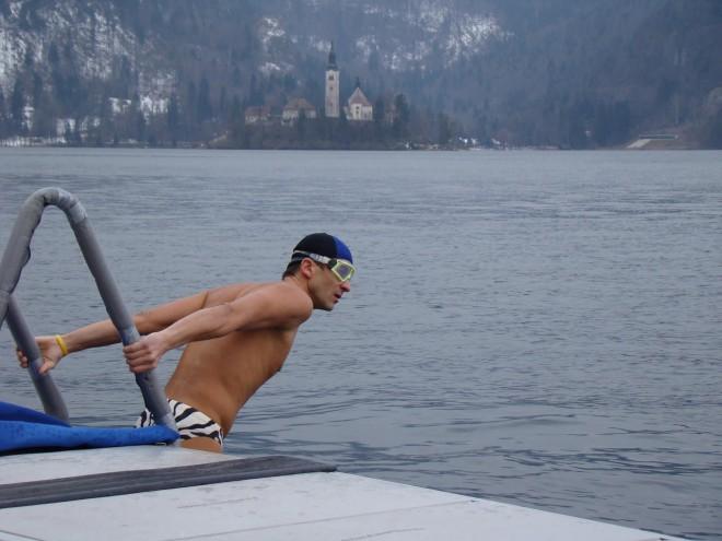 Pokal Bleda v zimskem plavanju bo potekal že šestič.