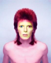 Pevec David Bowie