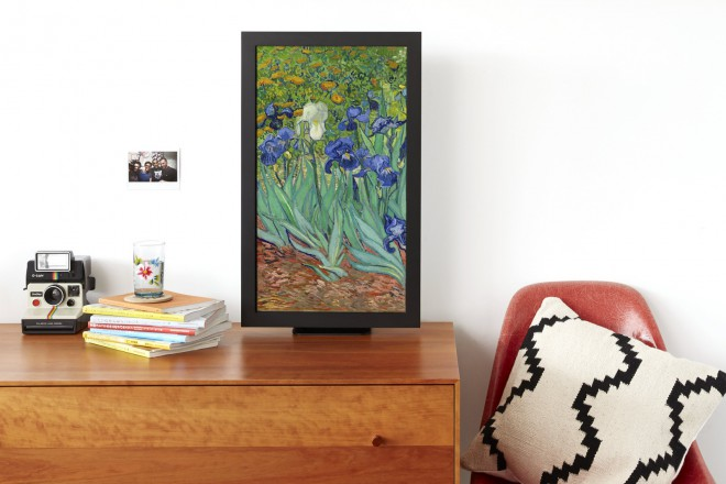 E02 je poceni alternativa dragim umetniškim slikam.