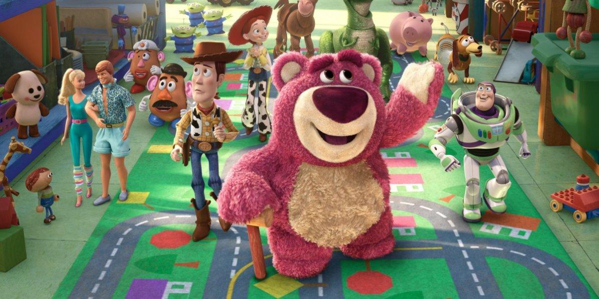 18. Svet igrač 3 (Toy Story 3, 2010)