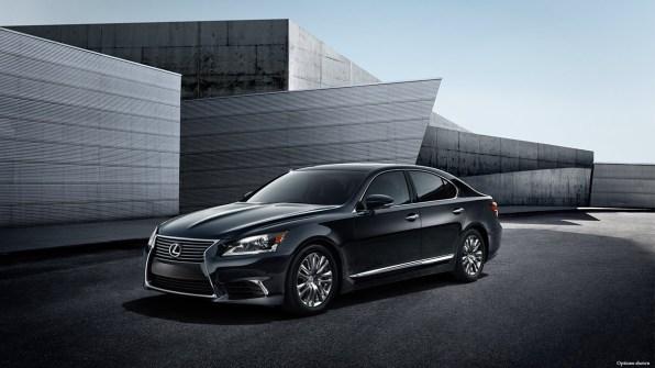 Novi Lexus LS (2017)