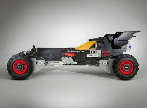 Chevrolet Lego Batmobile