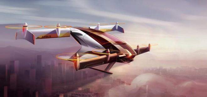 Leteči avtomobili bi lahko postali realnost še letos.