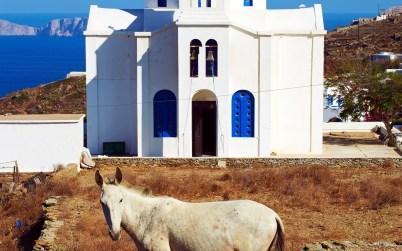 Najlepše evropske vasice: Folegandros, Grčija