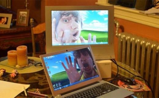 Sestra je sanjala, da je brata posrkalo v zaslon. Drugo jutro jo je to pričakalo na zaslonu.