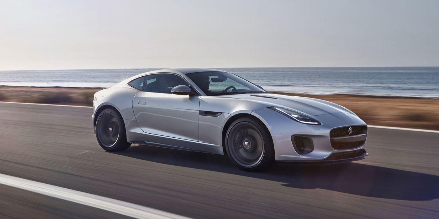 Novi Jaguar F-Type - ljubljenec ljubiteljev dvosedov dobil ...