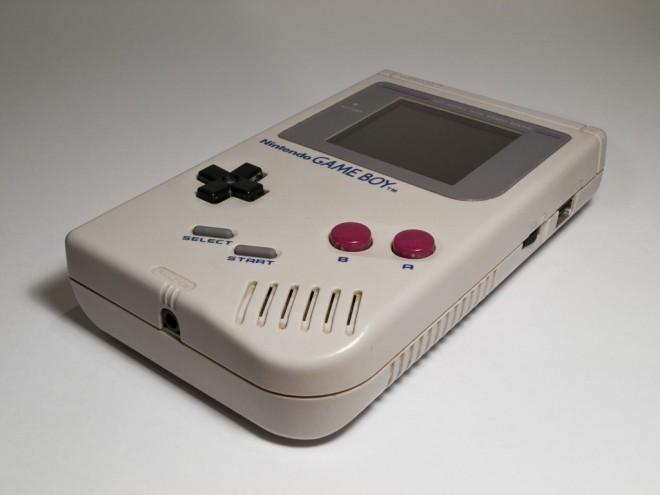 Originalni GameBoy.