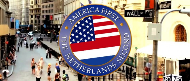Je lahko Nizozemska na drugem mestu, Nizozemci skromno prosijo Trumpa?
