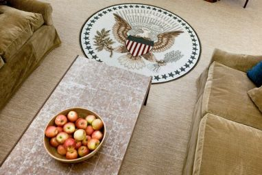 Ovalna pisarna v času Baracka Obame