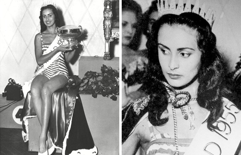 Susana Duijm, Venezuela, mis sveta 1955