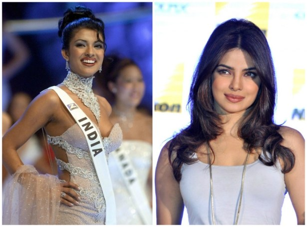 Priyanka Chopra, Indija, mis sveta 2000