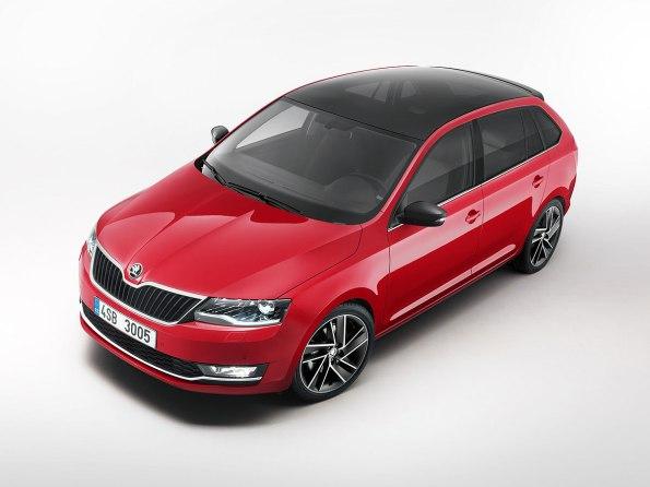 Nova Škoda Rapid (2017)