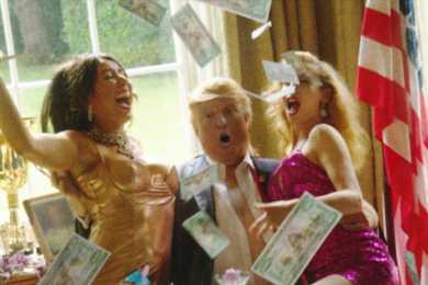 Skrivnostno življenje Donalda Trumpa