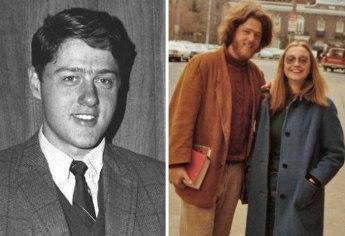 Bill Clinton, 22 in 26 let