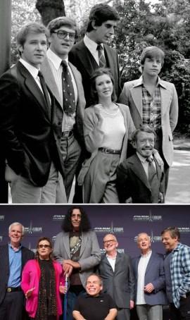 Star Wars (Vojna zvezd): 1980 vs. 2013