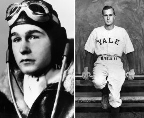 George H. W. Bush, 18 let