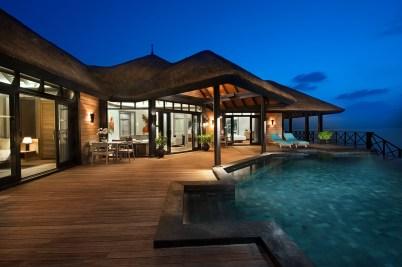 10. mesto: JA Manafaru (Maldivi)