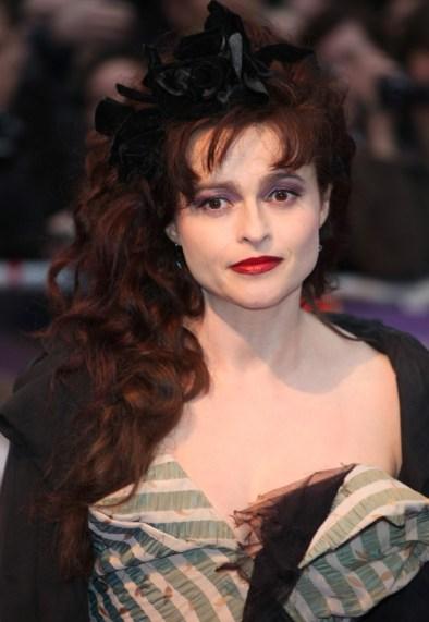 Helena Bonham Carter (2 nominaciji za oskarja)