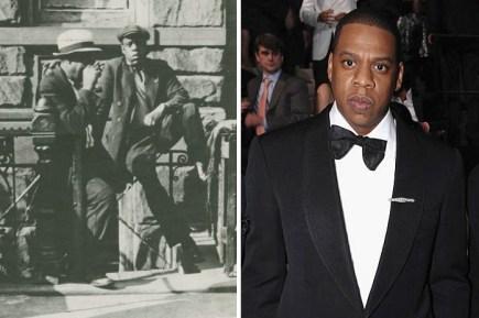 Mož v Harlemu leta 1939 in Jay Z