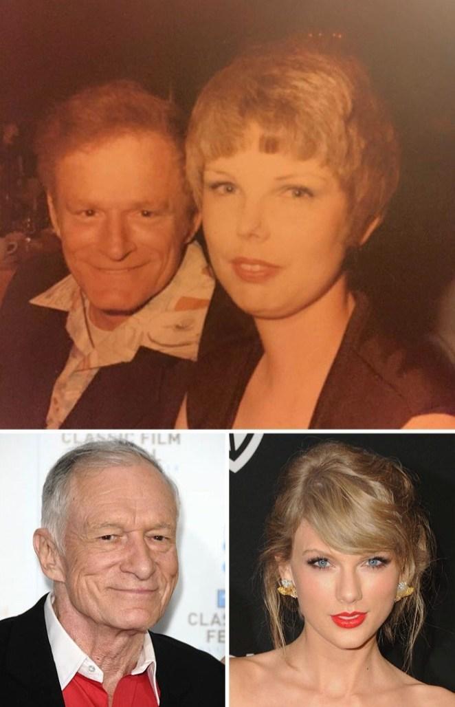 Ko je babica videti kot Taylor Swift in dedek kot Hugh Hefner …