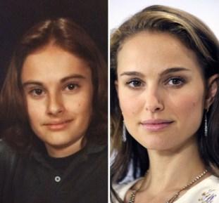 Izjemna podobnost Natalie Portman in neke deklice