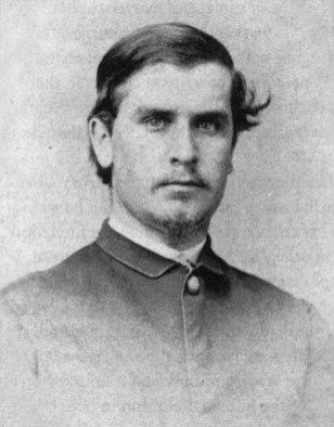 William McKinley, 21 let