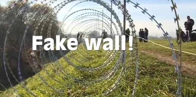 Hrvati pravijo, da ne znamo graditi zidov.