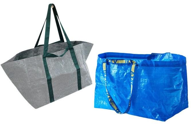 Ikea x Hay – pred časom je Ikea predstavila tudi ''chick'' različico svoje klasične torbe.