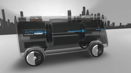Ford Autolivery