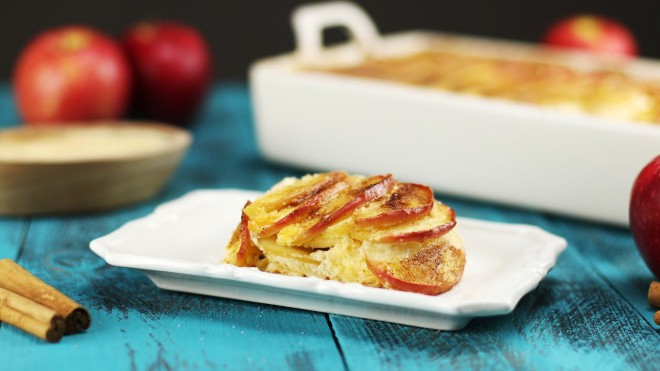 Jabolčna pita za bogove.