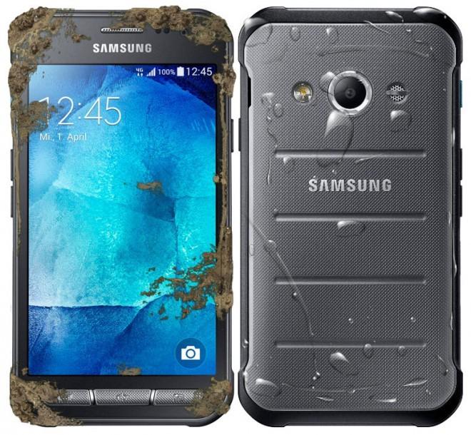 Samsung XCover 4  ljubi blatno kopel.