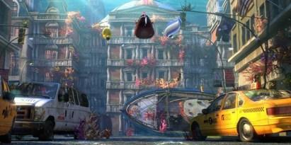 Animirani film DIP: Raziskovalec globin (2017)