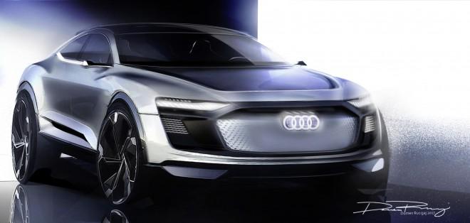 Audi E-tron Sportback nosi slovenski podpis.