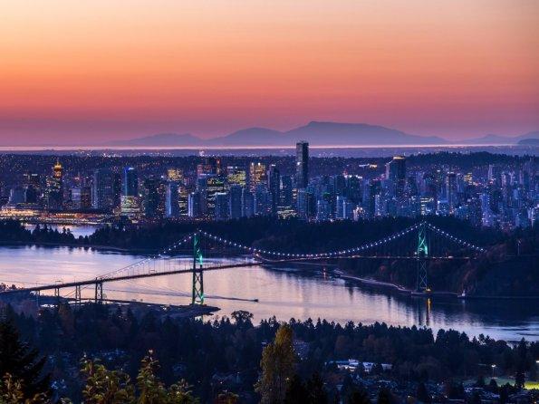 10. Vancouver, Kanada