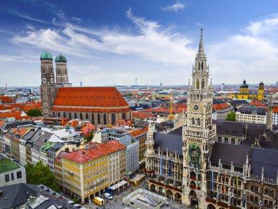 3. München, Nemčija