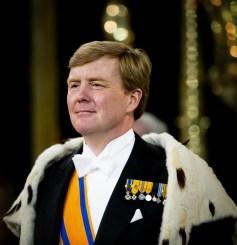 7. Norveški kralj Willem-Alexander