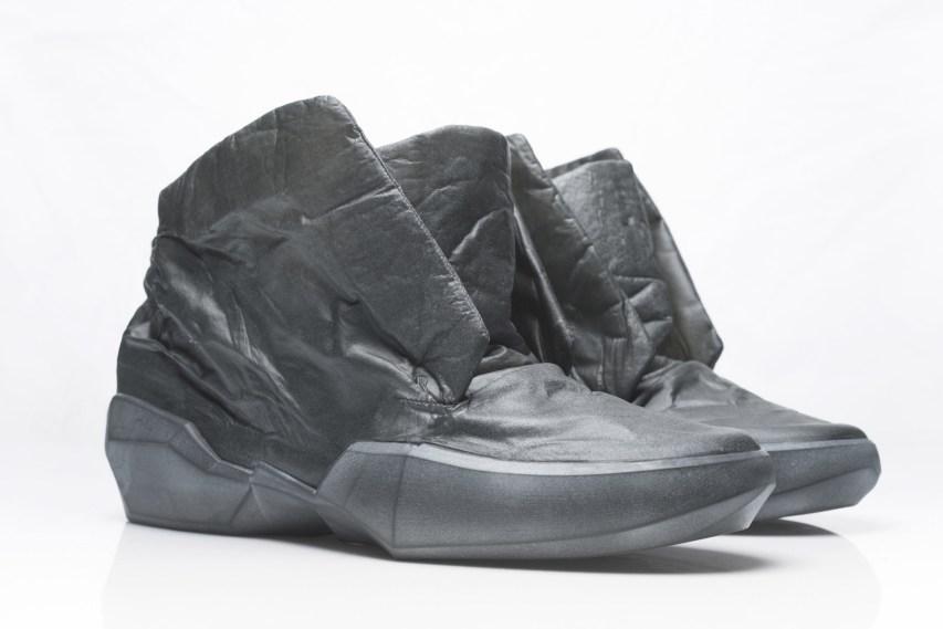 Sruli Recht x Ecco: kolekcija iz prosojnega usnja