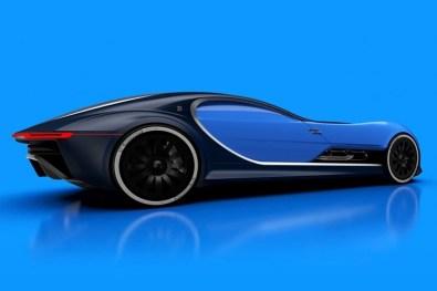 Bugatti 57T Concept