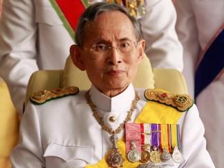3. Nekdanji tajski kralj Bhumibol Adulyadey – od 30 do 35 milijard evrov