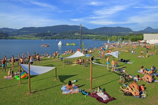 Naravna kopališča v Sloveniji: naravno kopališče Velenjska plaža