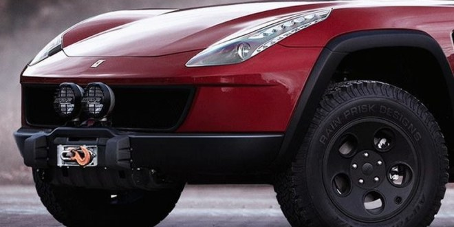 Ferrariju F16X bi naj pripadala tudi vitel.